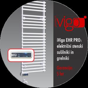 Kopalniški radiator Vigo EHR PRO