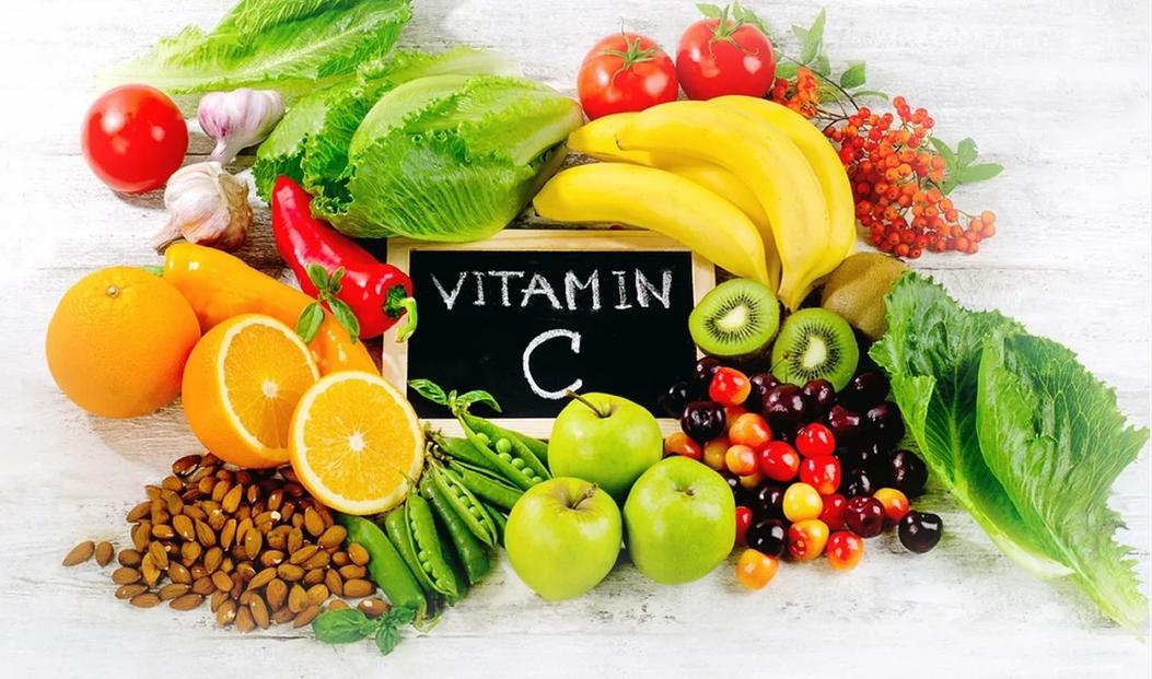Vitamin C, sadje