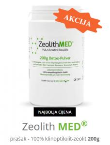 zeolit 200g - ZeolithMED